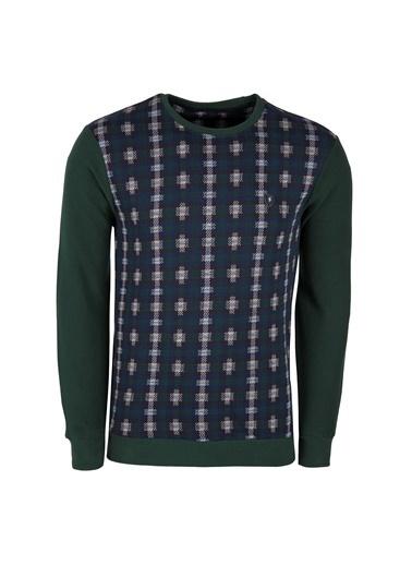 Sabri Özel Sweatshirt Yeşil